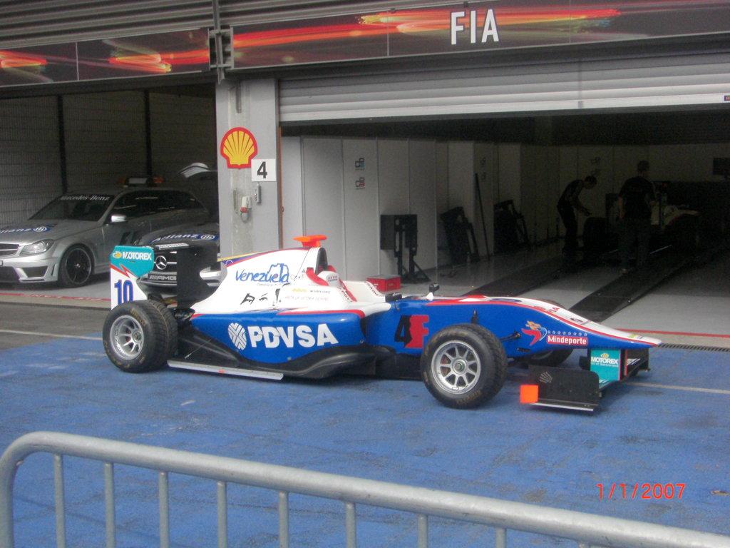 Formula 1 u boksu