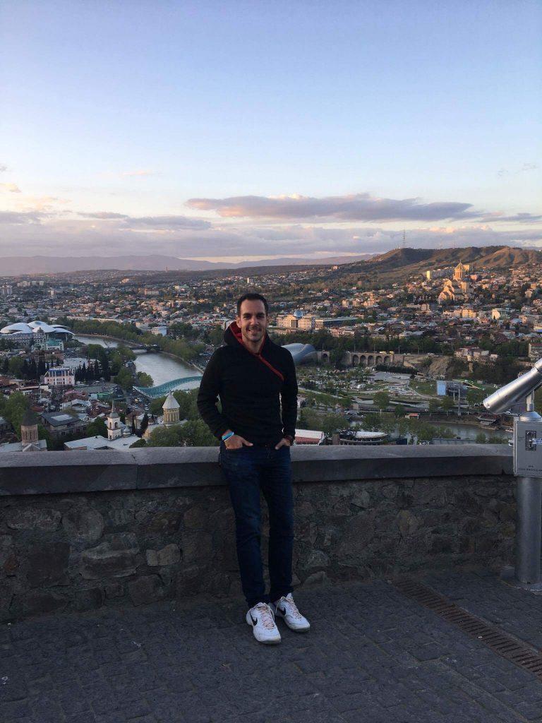 Tbilisi,Glavni grad Gruzije
