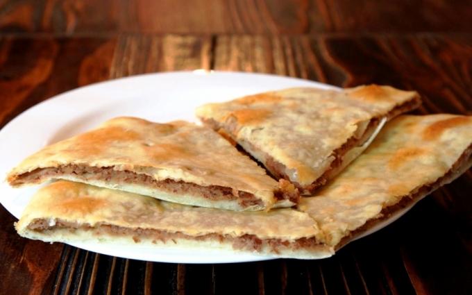 Lobiani gruzijska hrana