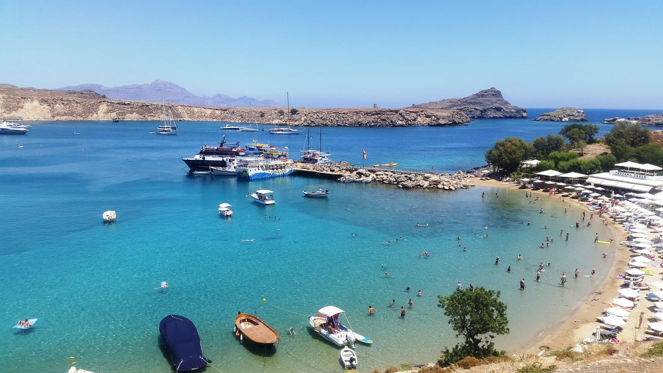 Plaža u Grčkoj
