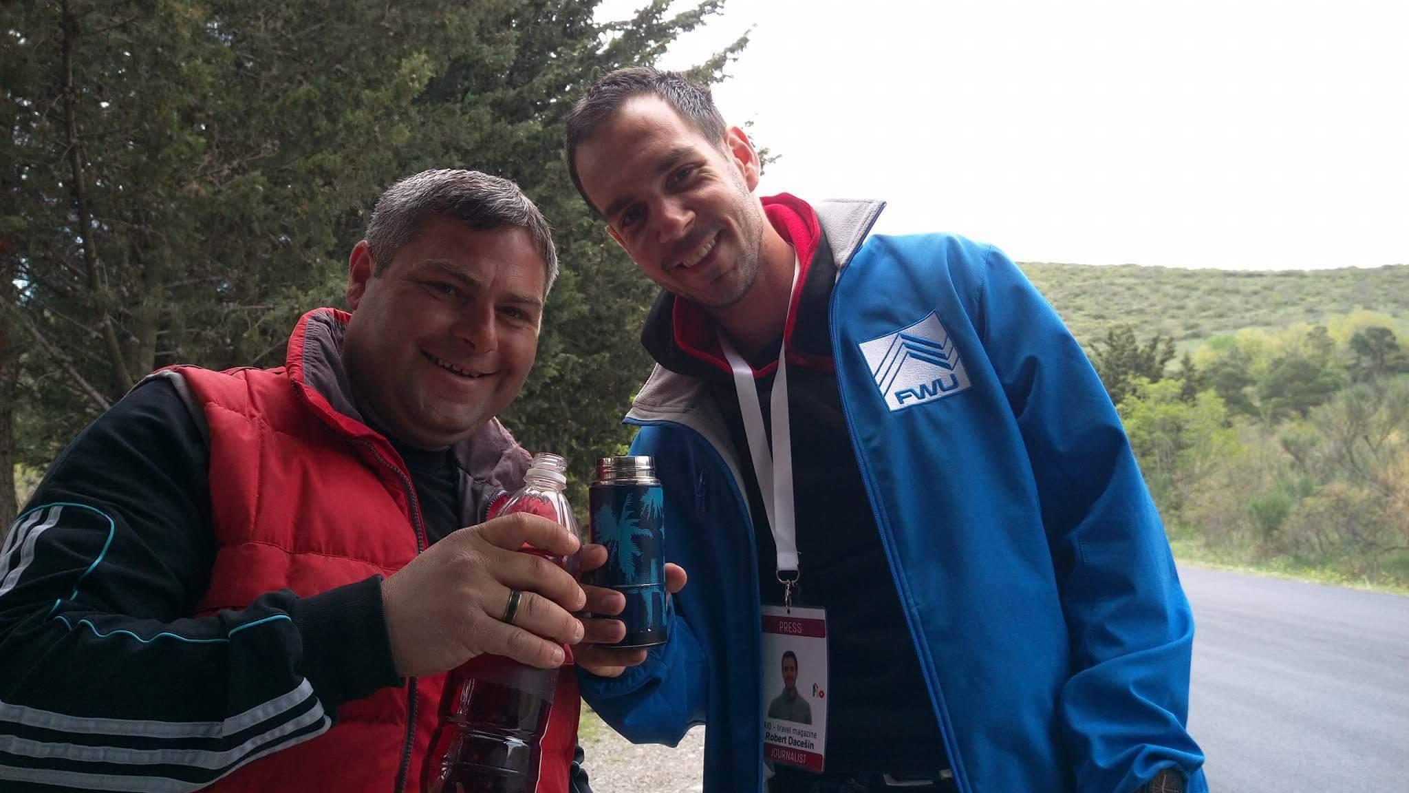 Ćaća, gruzijski piće