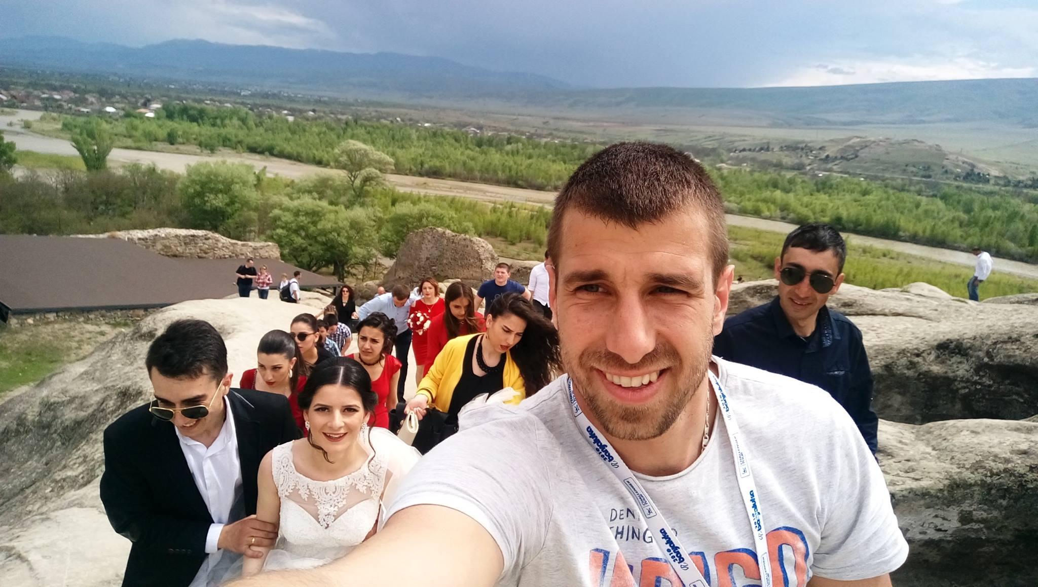 Svadba u Gruziji