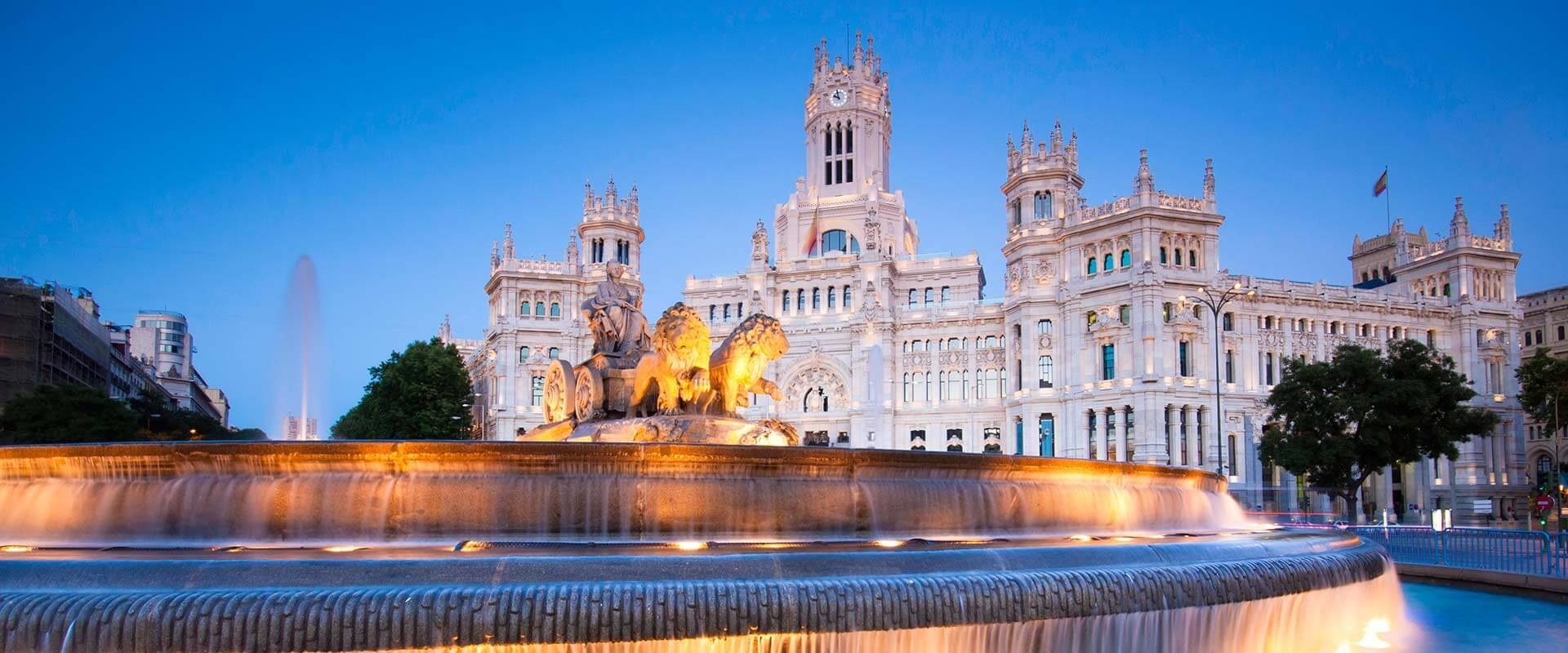 Madrid slika