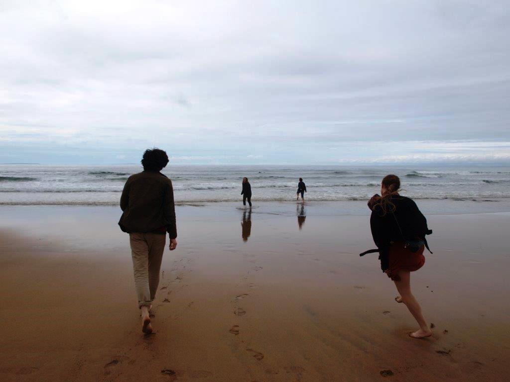 Plaža u Irskoj