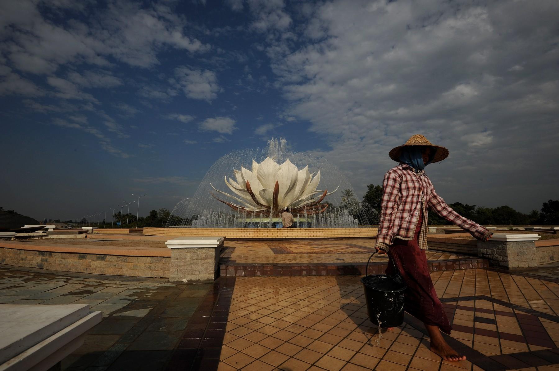 grad duhova u Mjanmaru