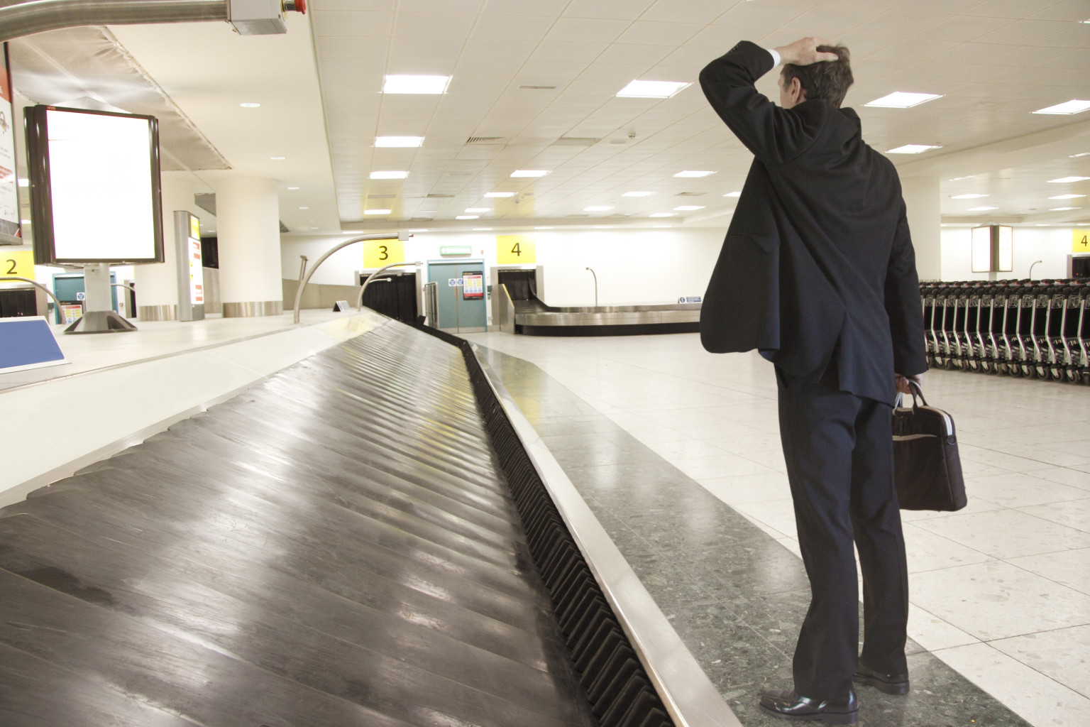 Izgubljen prtljag