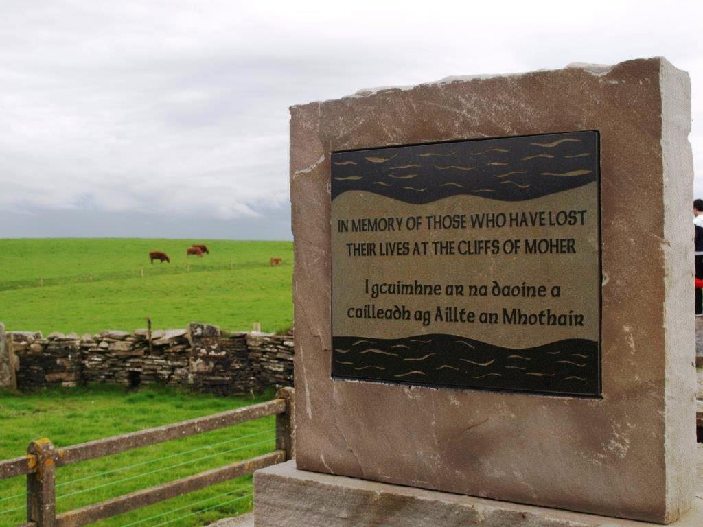 spomenik u Dablinu