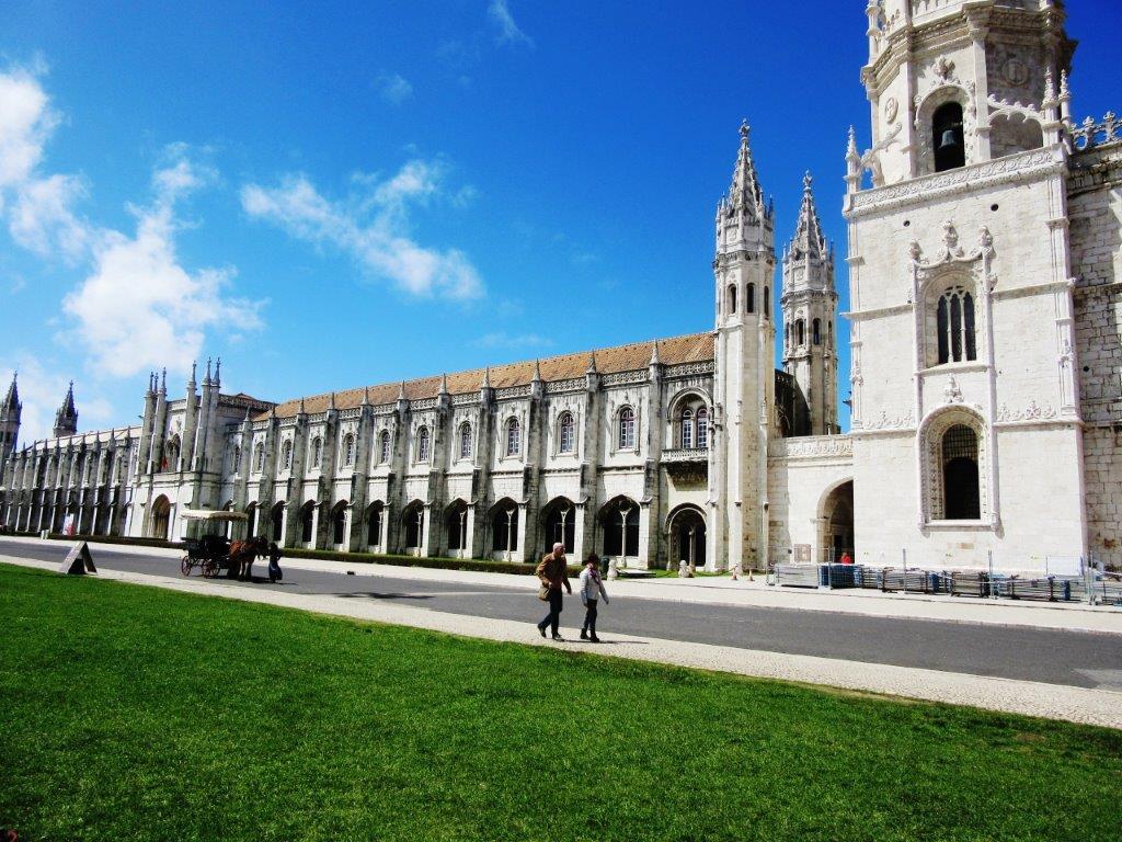 Jeronimo manastir Lisabon