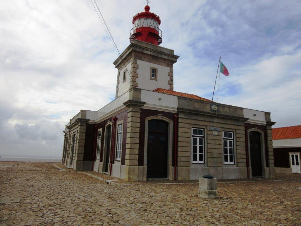 Svjetionik na mjestu Cabo da roca
