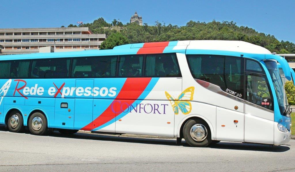 autobuski prevoz u Portugalu