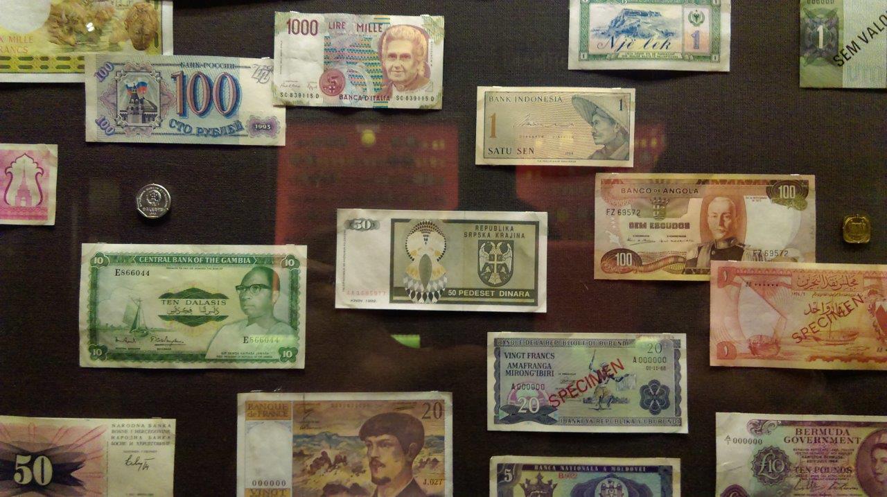 jugoslovenska novčanica