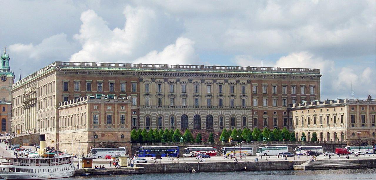 kraljevska palata stockholm