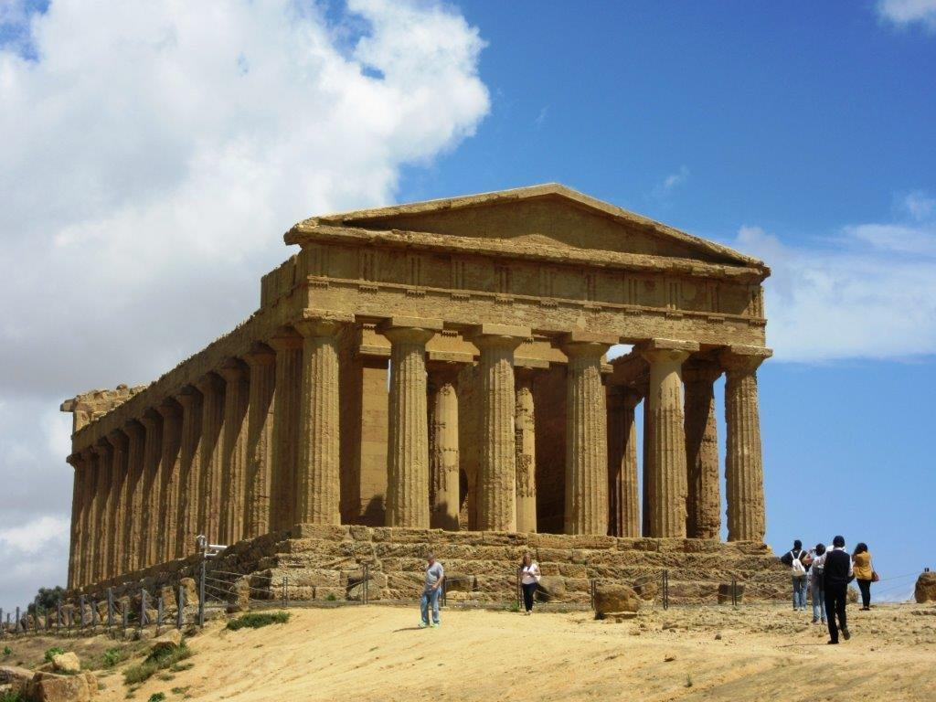 Hram Konkordia u Agriđentu