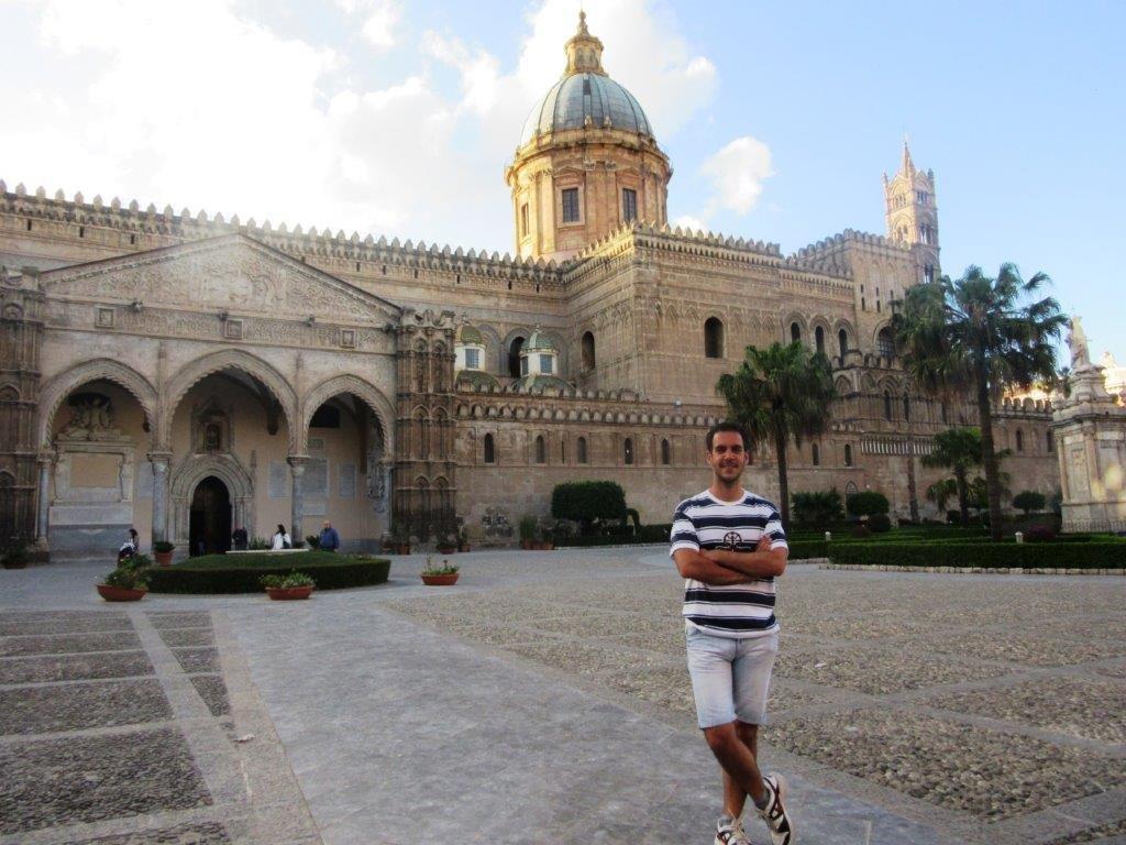 Palermo Sicilija - Katedrala