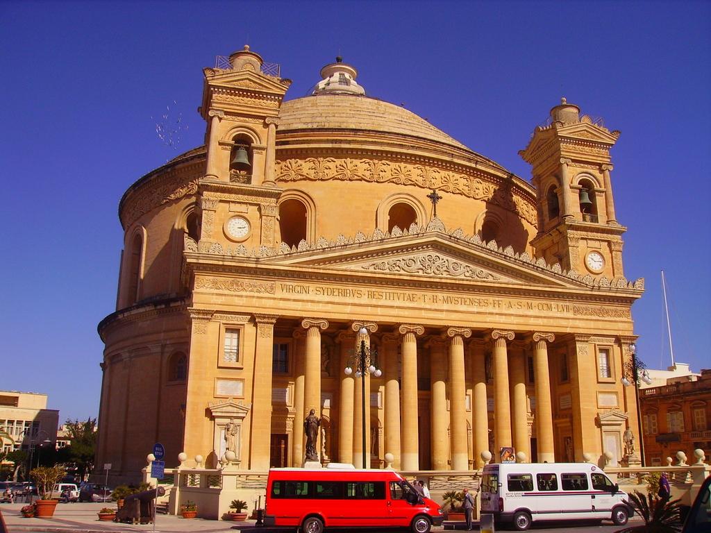 Rotounda svete Marije