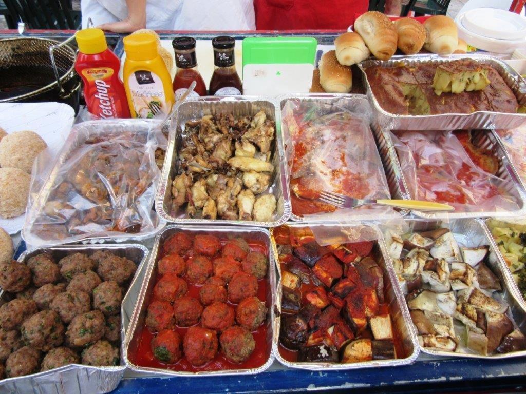 hrana na Siciliji