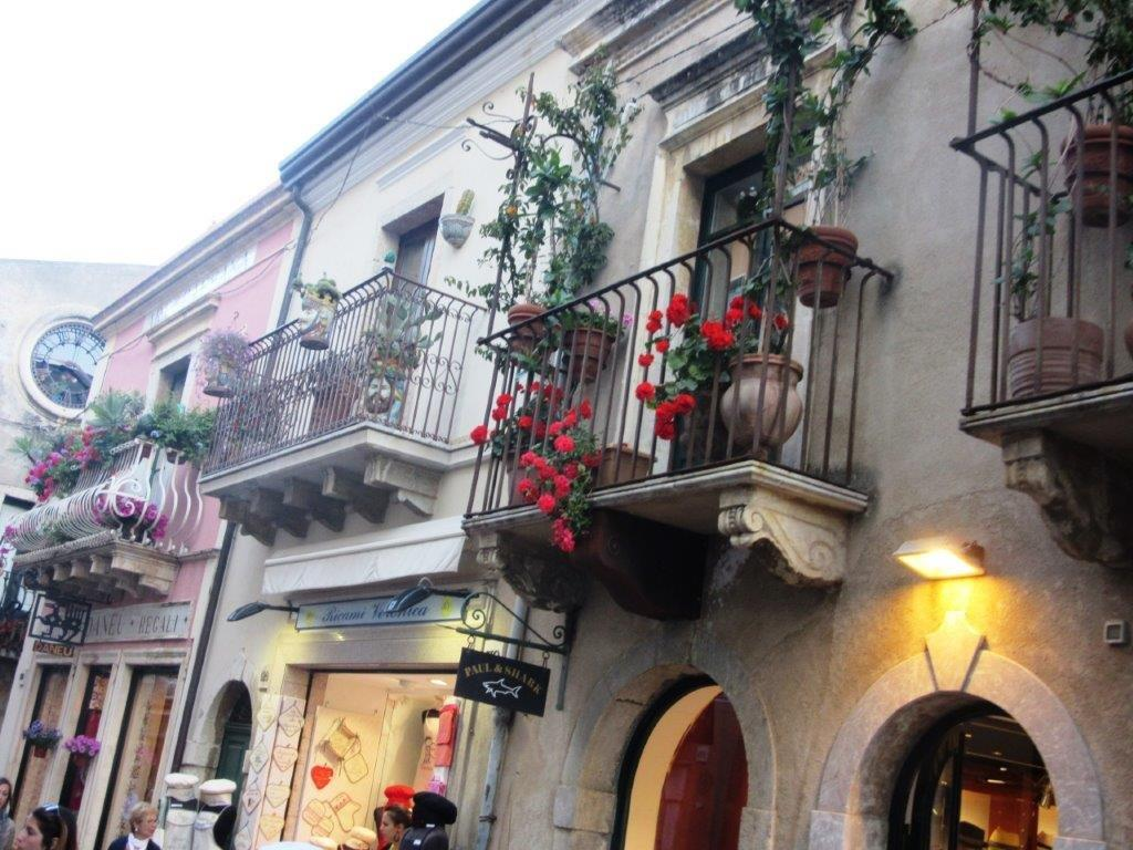 stari grad u Italiji
