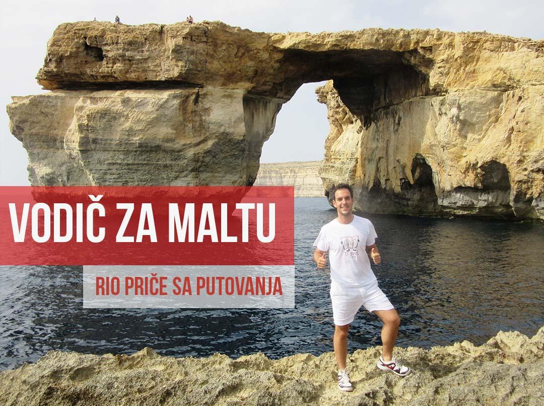 vodič za Maltu