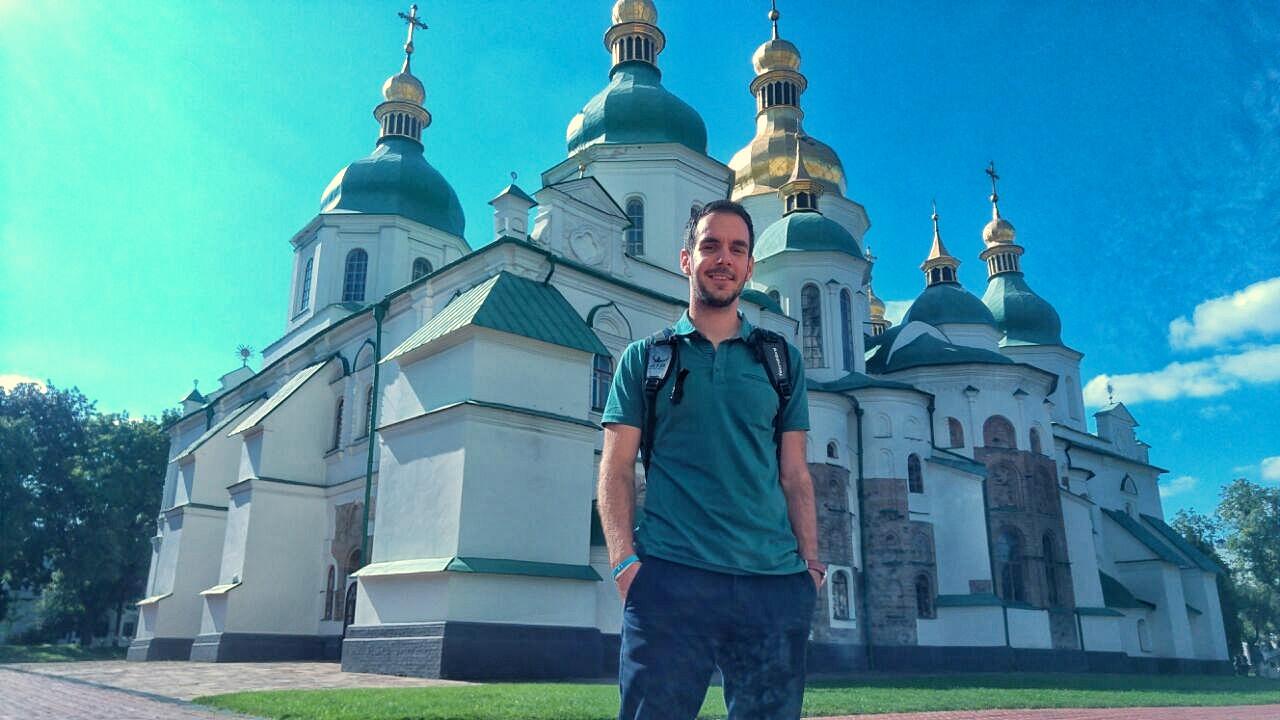 Crkva sv. Sofije Kijev