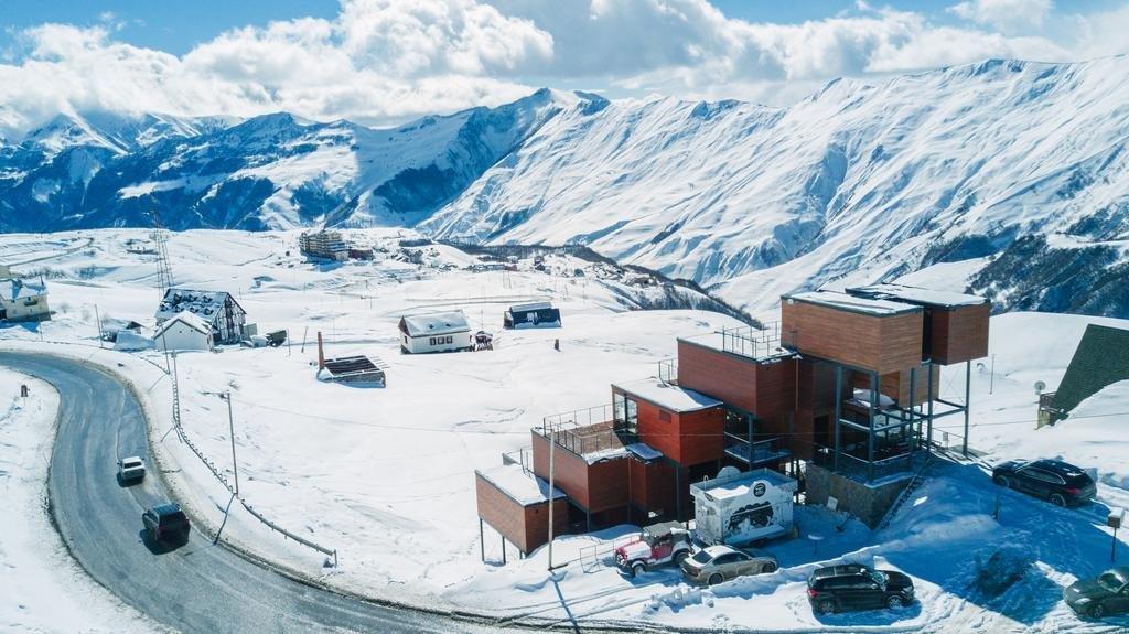 Šta posjetiti u Gruziji - Gudauri skijalište