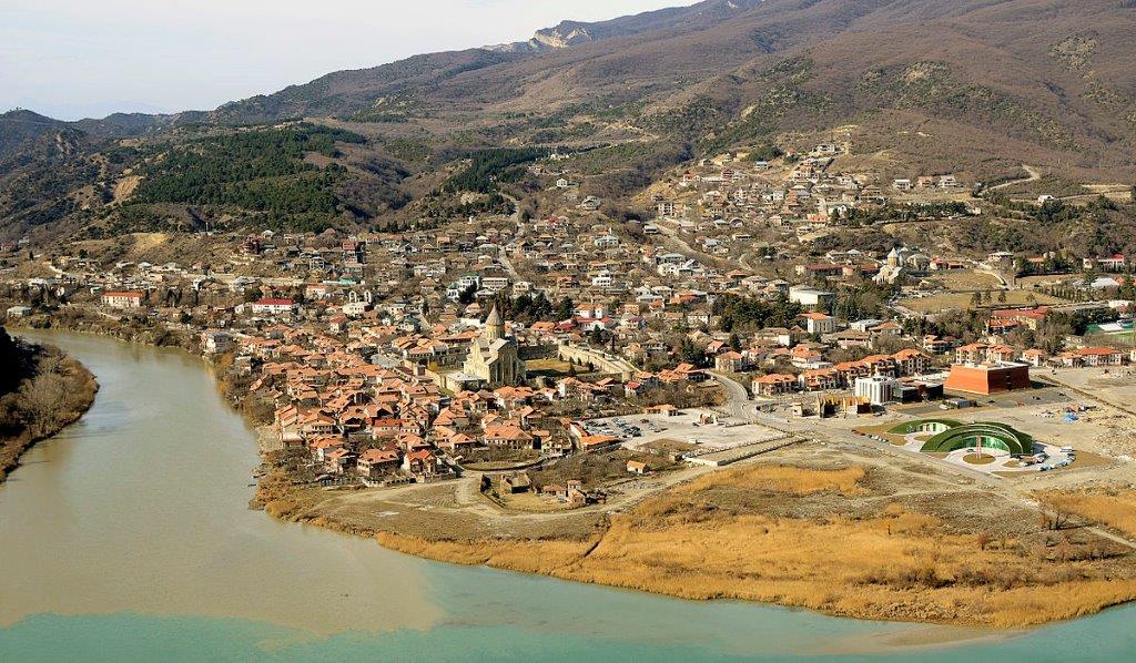 Mtskheta pogled