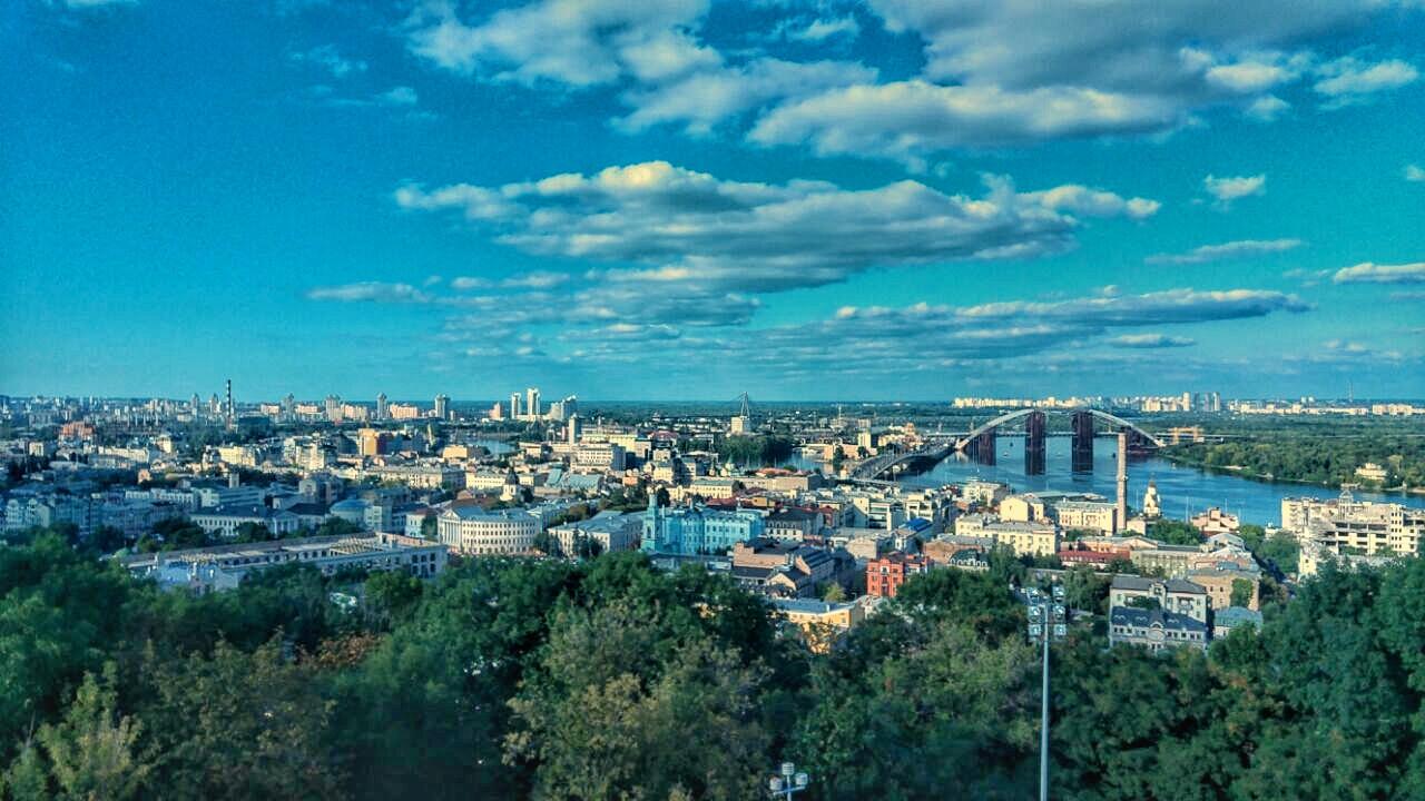 Putovanje u Kijev