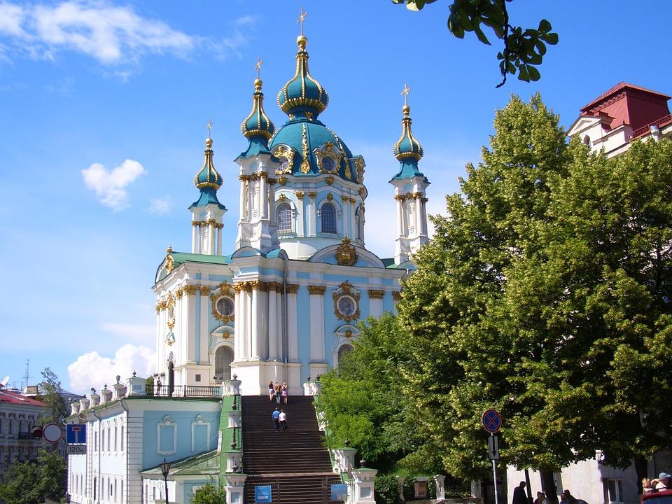 crkva svetog Andrija