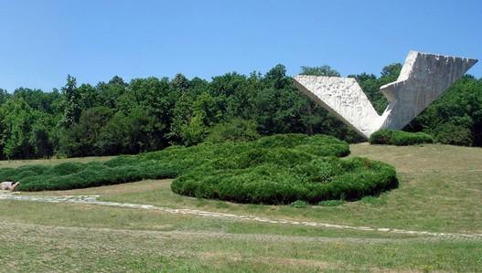 spomen park Šumarice