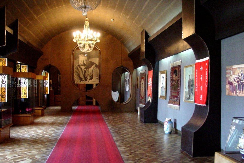 staljinov muzej Gori