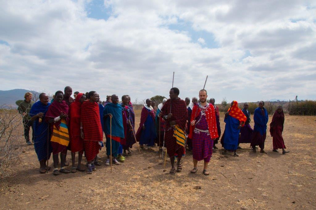 Masai vjenčanje