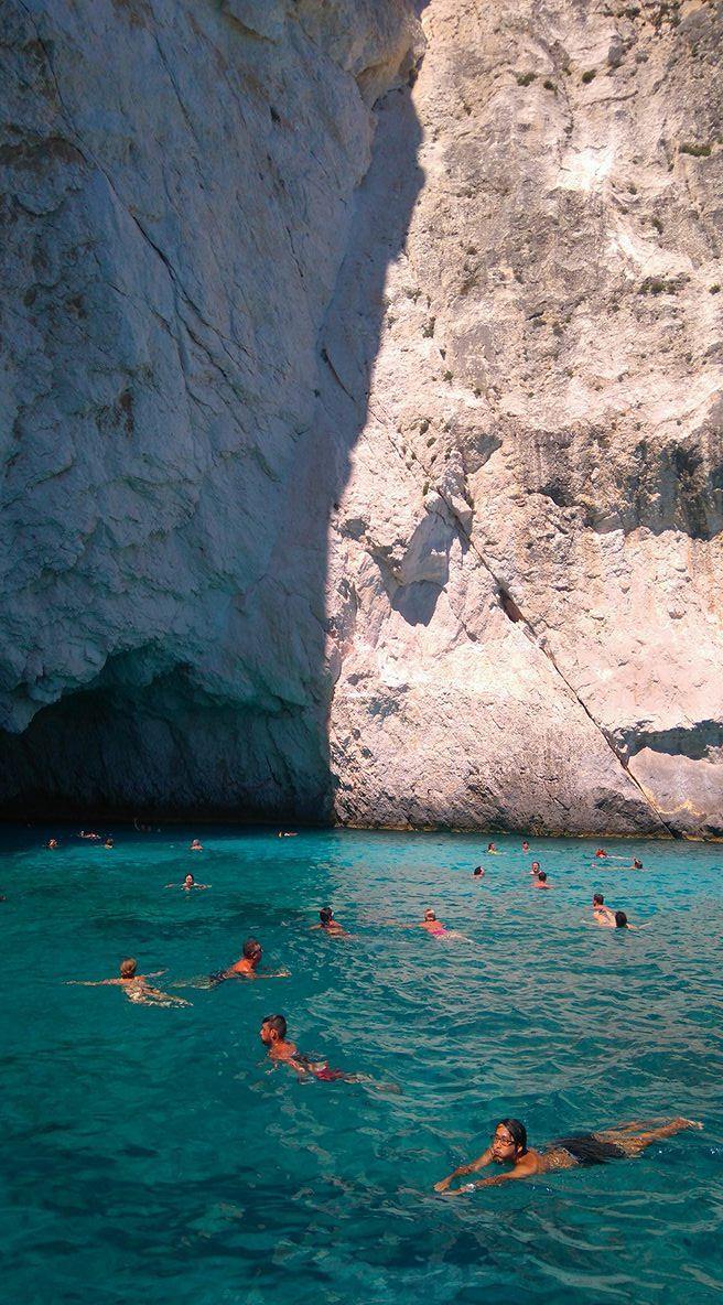 kupanje u Grčkoj