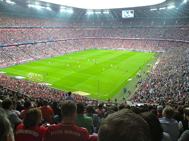 Bajern Minhen utakmica