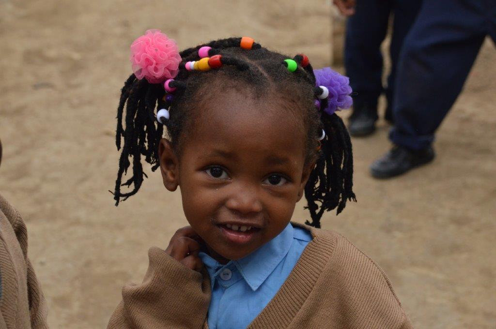 Djeca u Africi
