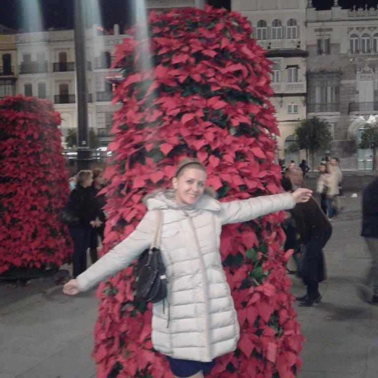 Božić u Sevilji