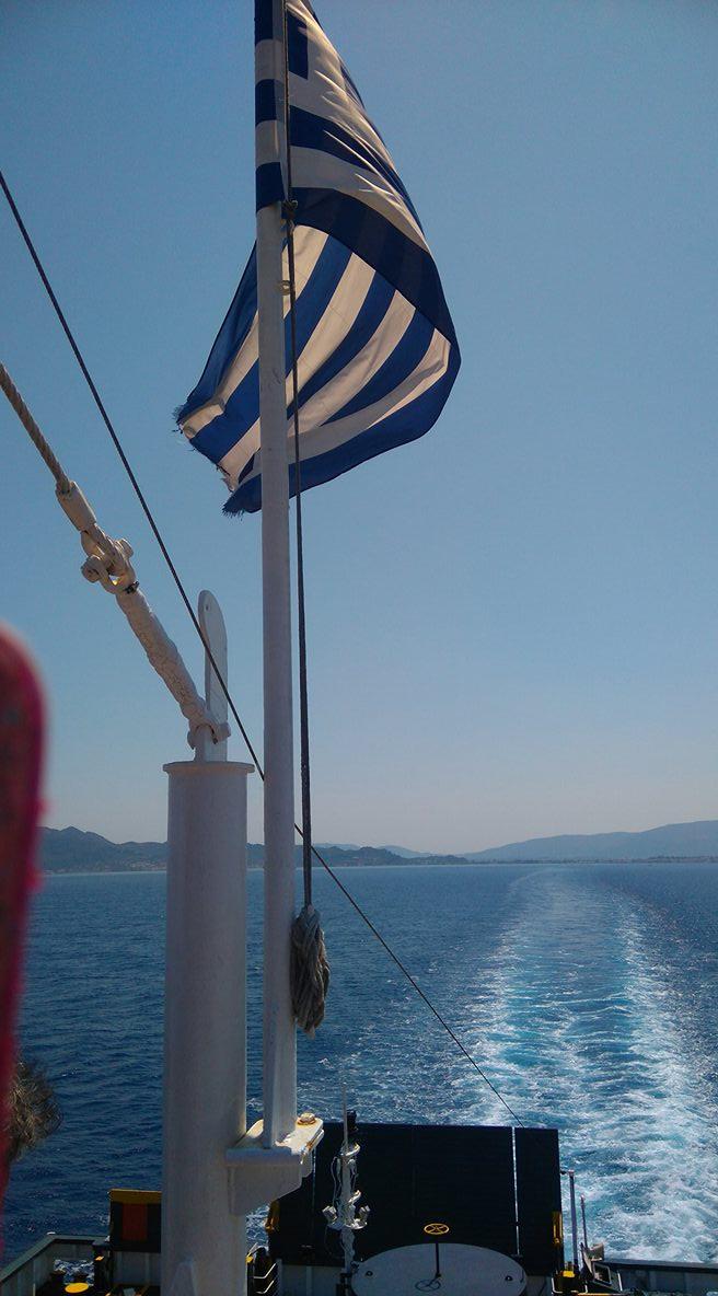 Putovanje u Grčku