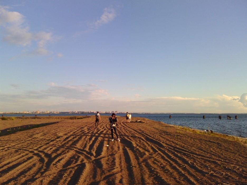 Rusija plaža