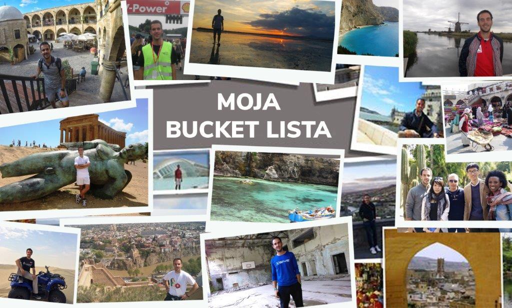 moja bucket lista