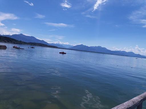 Jezero u Njemačkoj
