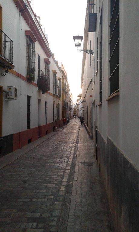 ulice Andaluzije