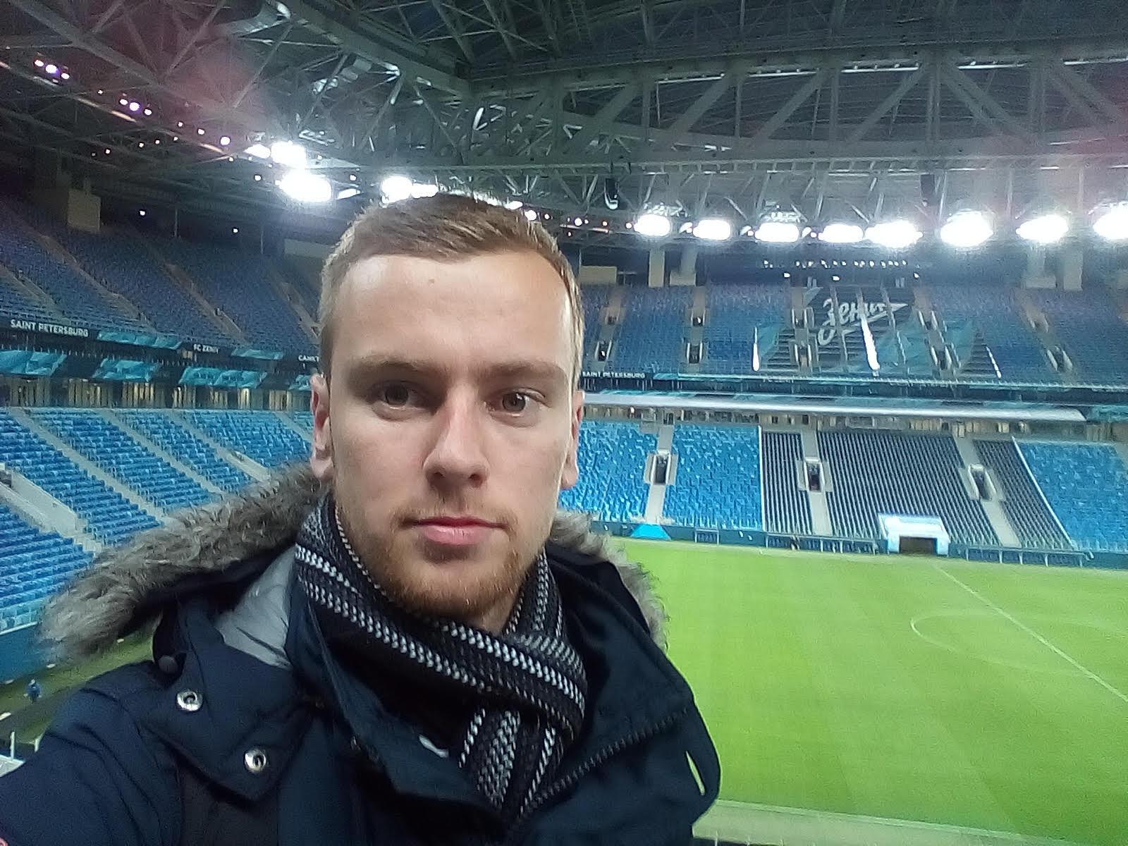 Fudbalski klub Zenit stadion