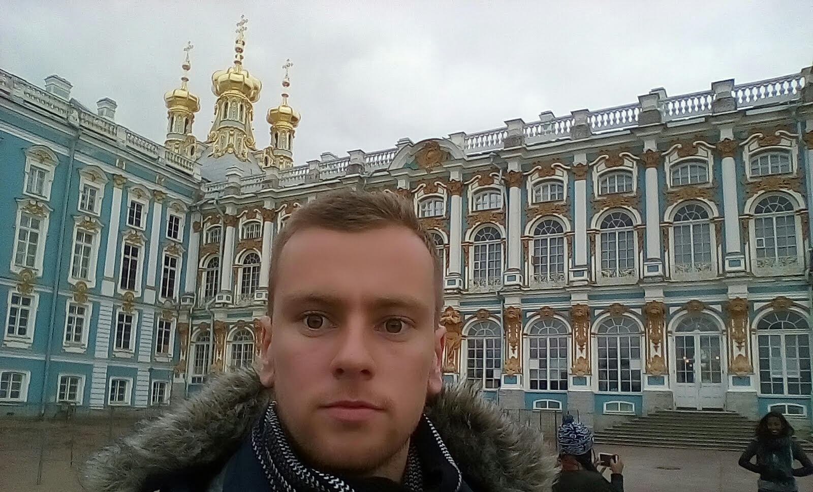 Zimski dvorac u Sankt Peterburgu