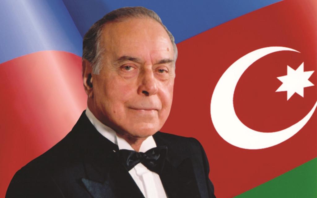 Hejdar Alijev predsjednik Azerbjedžana