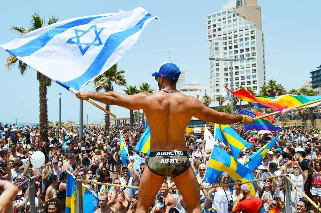 Tel Aviv gej grad Istoka