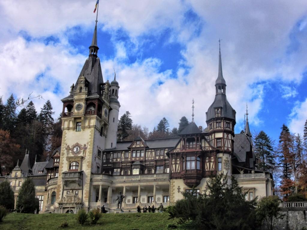 Dvorac Peleš Rumunija
