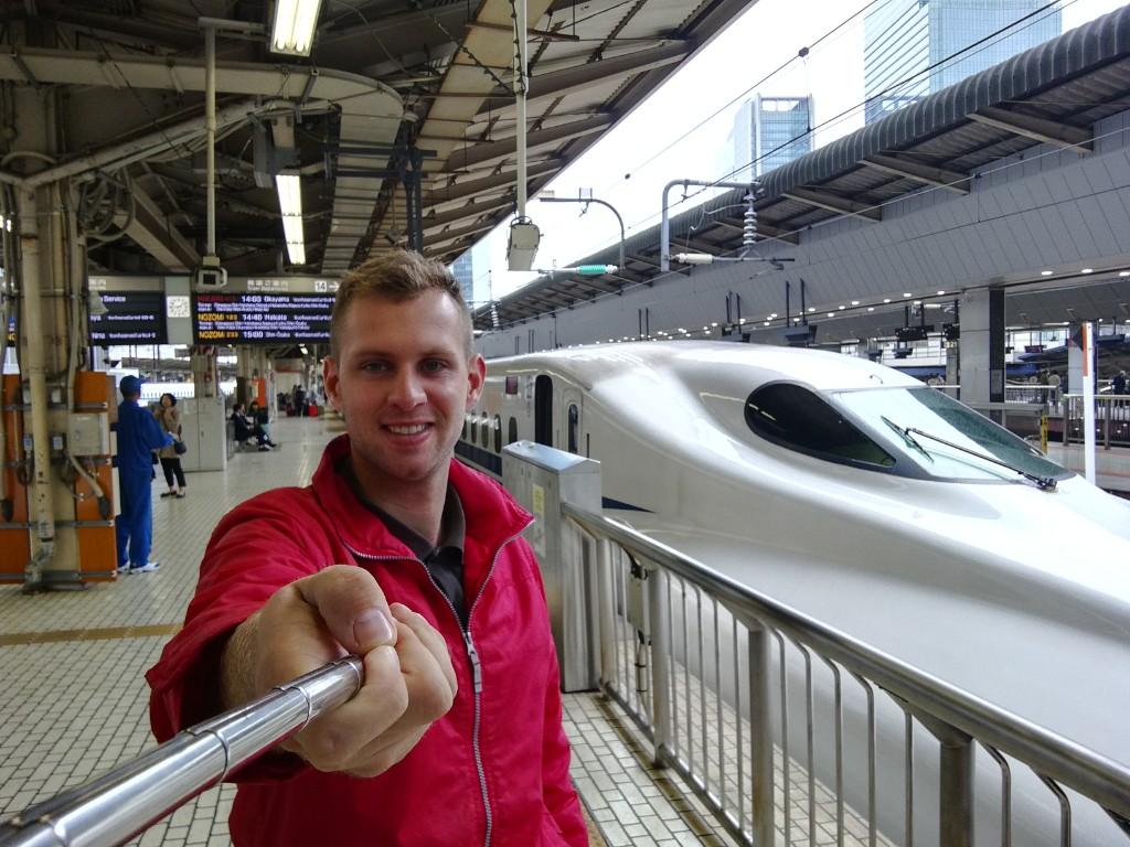 Šinkasen japanski voz