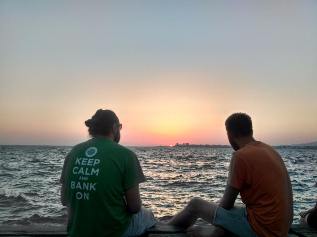 Zalazak sunca u Izmiru