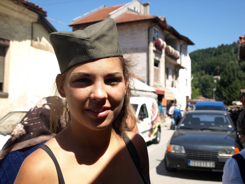 Julija Mozgava Srbija