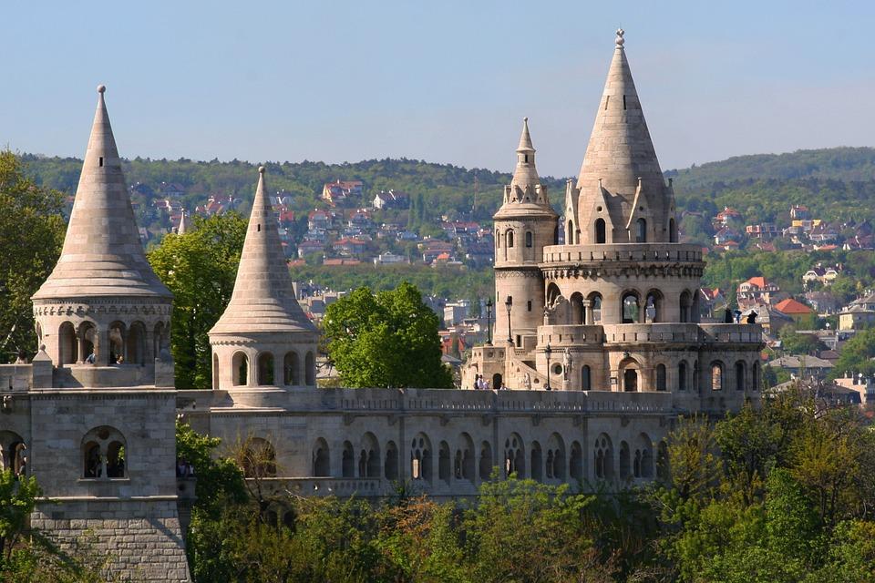 Ribarska tvrđava Mađarska