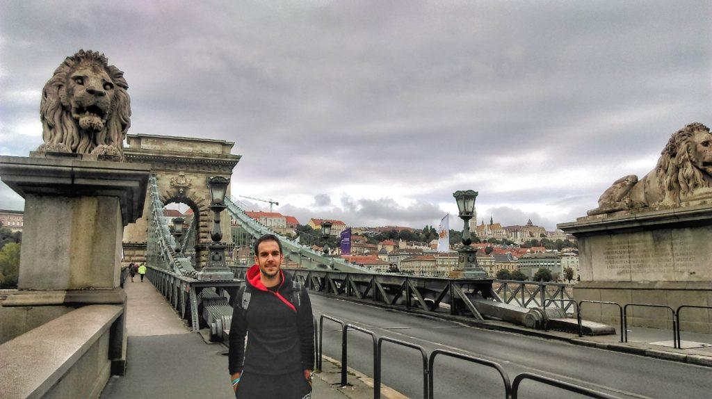 Lančani most u Budimpešti