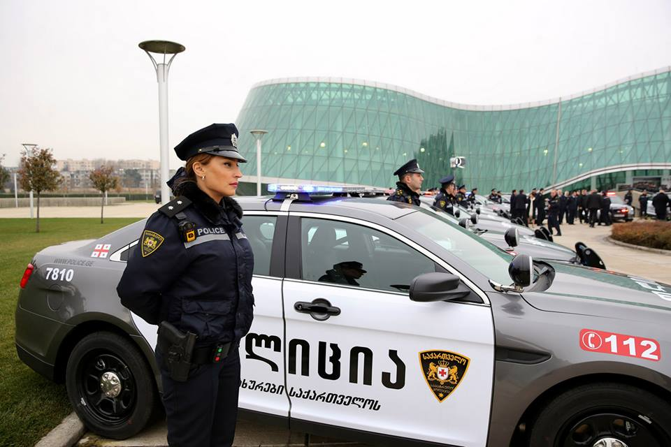 policija Gruzija